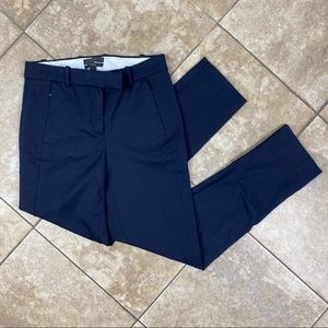 J. Crew Maddie Pant Trouser in Navy